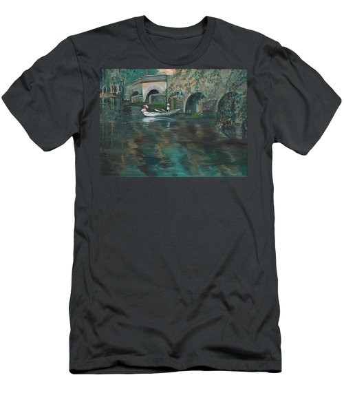 Slow Boat - Lmj Men's T-Shirt (Athletic Fit)