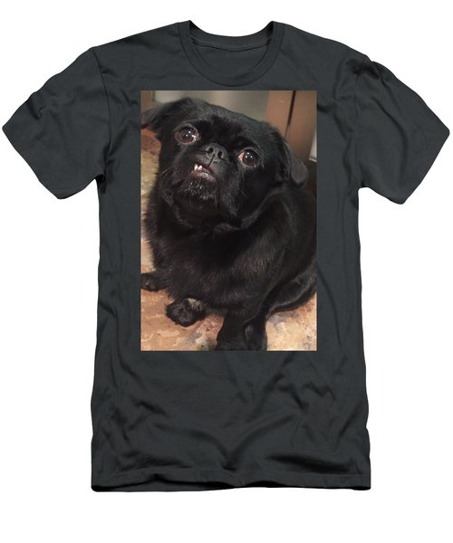 Smiling For Treats Men's T-Shirt (Athletic Fit)