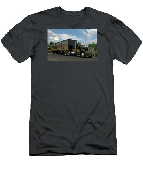 Smokey And The Bandit Tribute Vehicles Men's T-Shirt (Slim Fit) by Tim McCullough