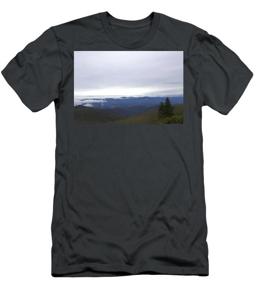 Smokey Mountains 2 Men's T-Shirt (Athletic Fit)