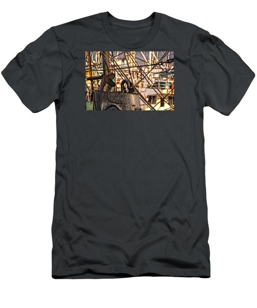 Smokin' Men's T-Shirt (Athletic Fit)