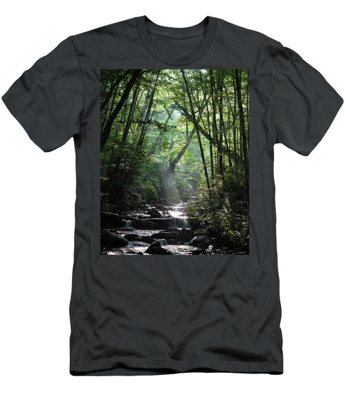 Smoky Men's T-Shirt (Athletic Fit)