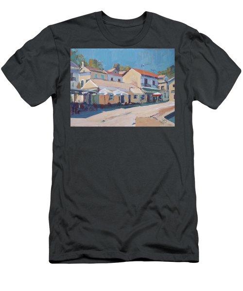 Snackbar Europe Loggos Men's T-Shirt (Athletic Fit)