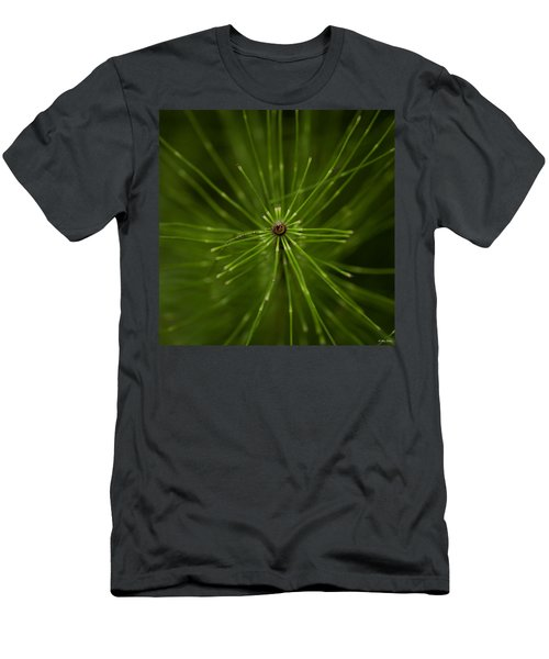 Snake Grass Men's T-Shirt (Athletic Fit)