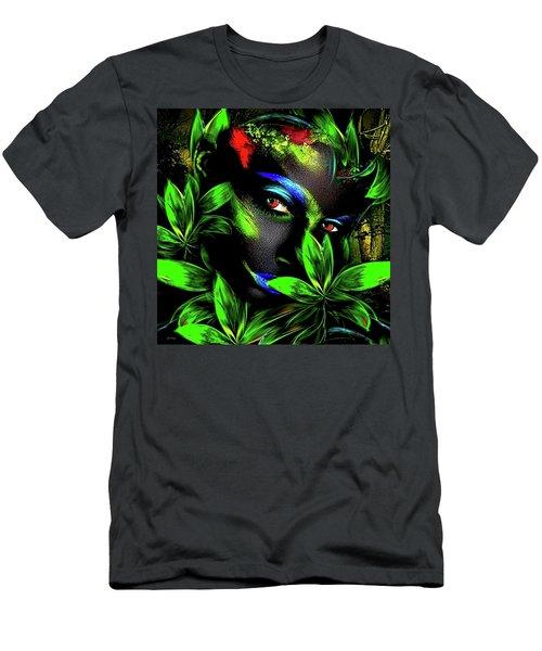 Sneaky Elf Men's T-Shirt (Athletic Fit)