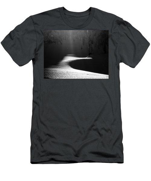 Snow Laden Men's T-Shirt (Athletic Fit)