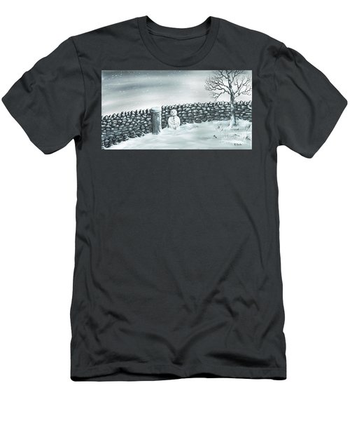 Snow Patrol Men's T-Shirt (Athletic Fit)