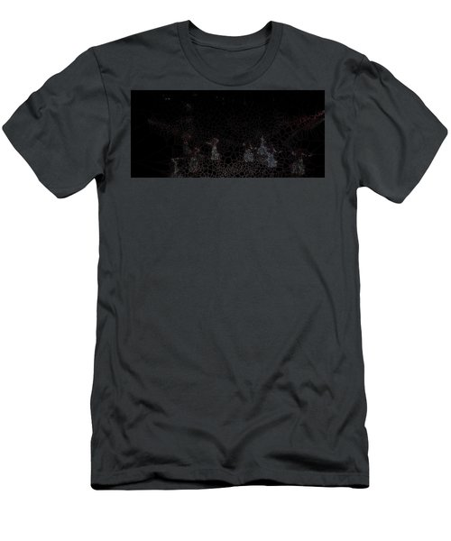 Snow Men's T-Shirt (Athletic Fit)