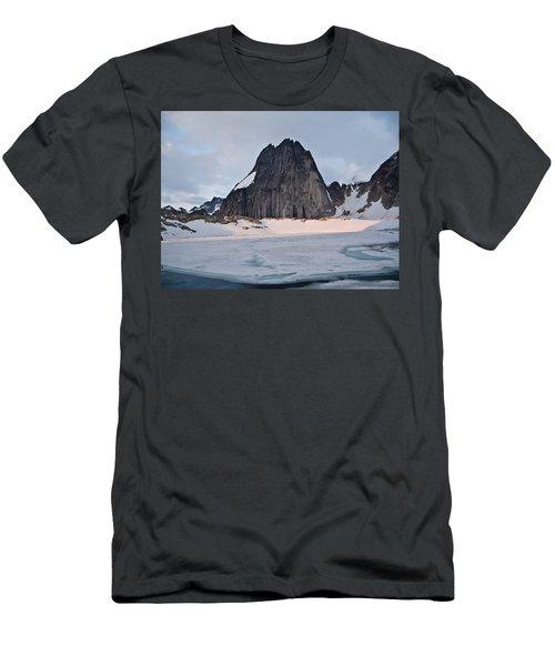 Snowpatch Spire Men's T-Shirt (Athletic Fit)