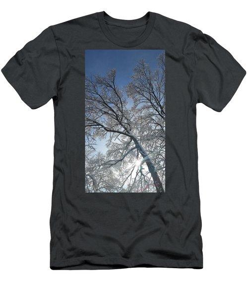 Snowshine Men's T-Shirt (Athletic Fit)
