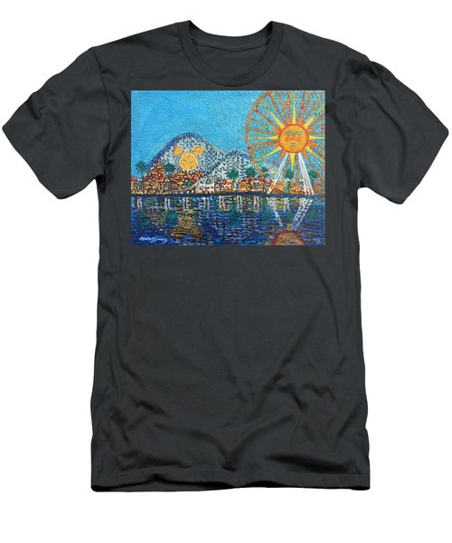 So Cal Adventure Men's T-Shirt (Athletic Fit)