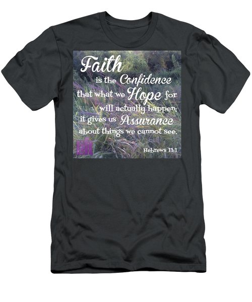 So Do Not Throw Away This Confident Men's T-Shirt (Athletic Fit)