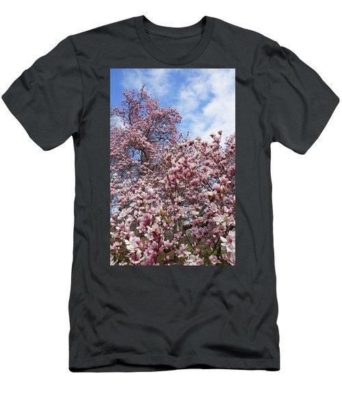 Soaring Magnolia Men's T-Shirt (Athletic Fit)