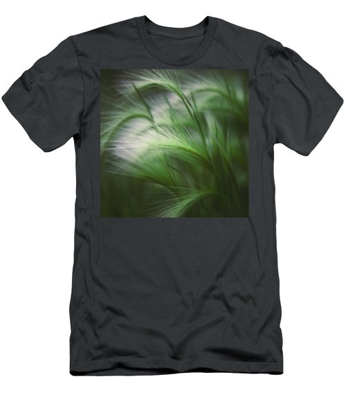 Soft Grass Men's T-Shirt (Athletic Fit)
