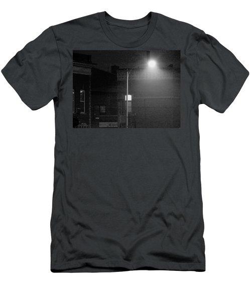 Soft Night Glow Men's T-Shirt (Athletic Fit)
