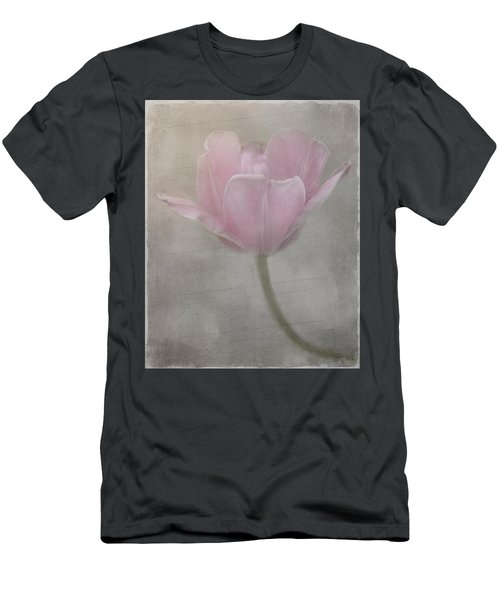 Softly She Whispers Men's T-Shirt (Athletic Fit)