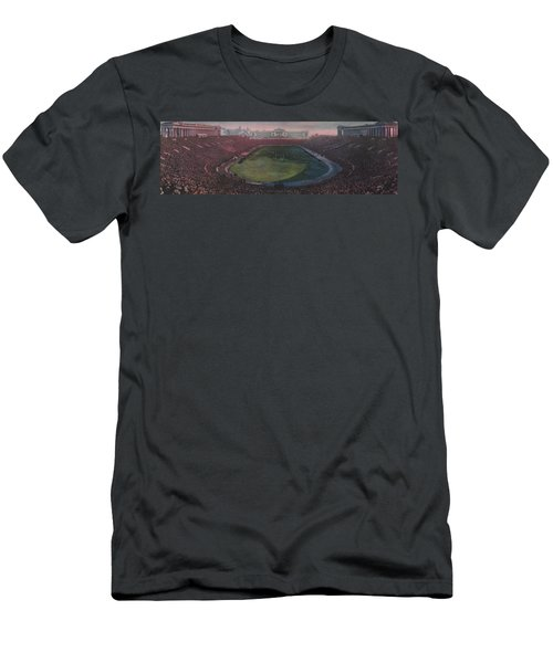 Soldier Field Men's T-Shirt (Athletic Fit)