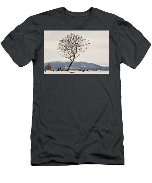 Solitaire Men's T-Shirt (Athletic Fit)