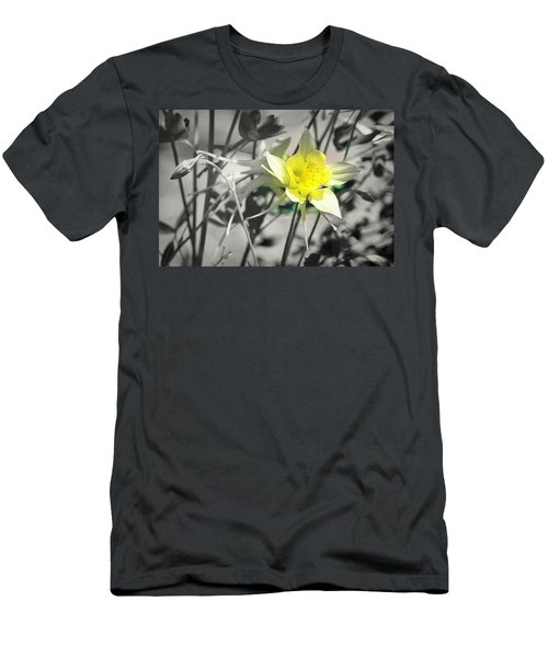 Solo  Men's T-Shirt (Slim Fit) by Clarice Lakota