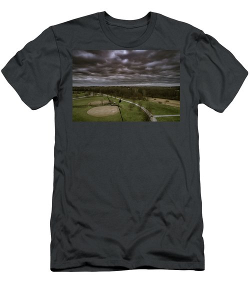 Somber Day Men's T-Shirt (Athletic Fit)