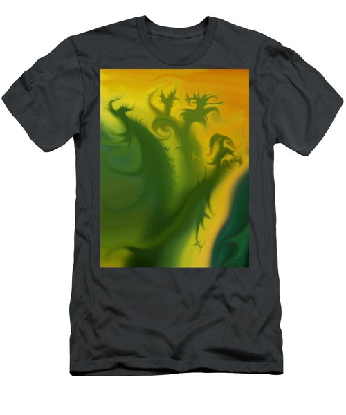 Something Green Men's T-Shirt (Athletic Fit)
