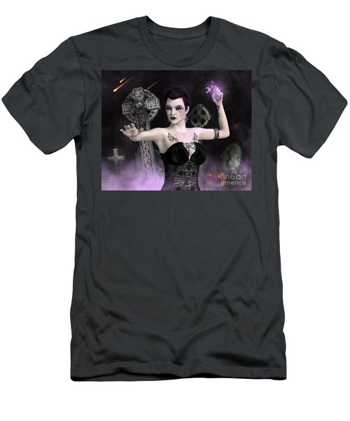 Something Wicked Men's T-Shirt (Athletic Fit)