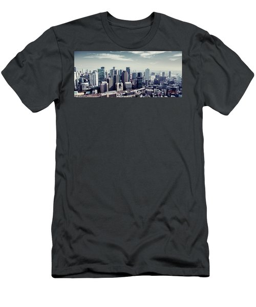 Men's T-Shirt (Slim Fit) featuring the photograph Somewhere In Japan by Joseph Westrupp