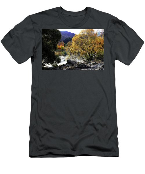 Soon Be Winter Men's T-Shirt (Athletic Fit)