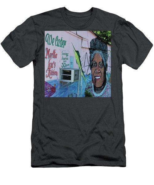 Martha Lou's Men's T-Shirt (Athletic Fit)