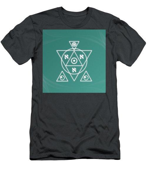 Soul Healing Men's T-Shirt (Athletic Fit)