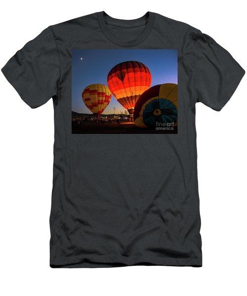 Sound Retreat Men's T-Shirt (Athletic Fit)