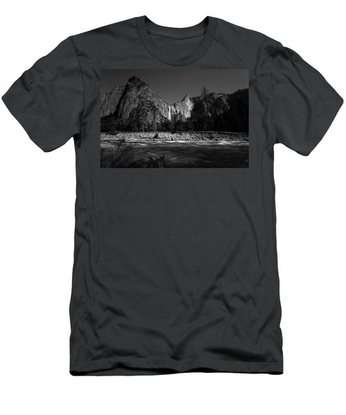 Sources Men's T-Shirt (Slim Fit) by Ryan Weddle