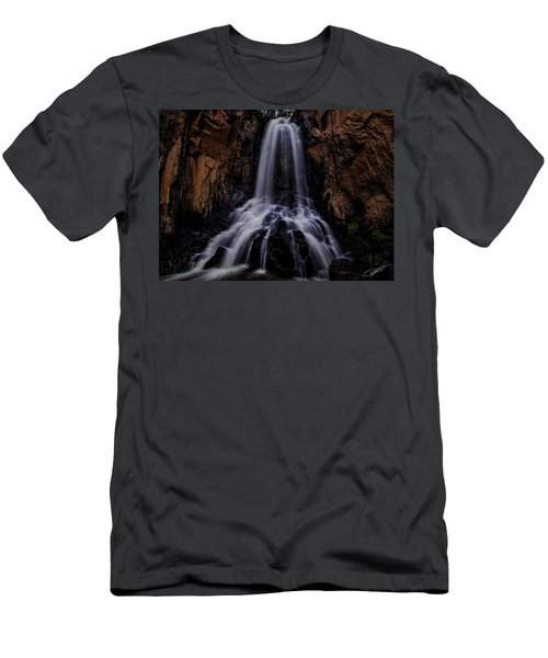South Clear Creek Falls Men's T-Shirt (Athletic Fit)