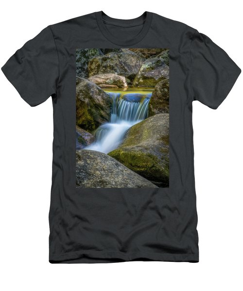 Men's T-Shirt (Athletic Fit) featuring the photograph South Mtn State Park-1 by Joye Ardyn Durham