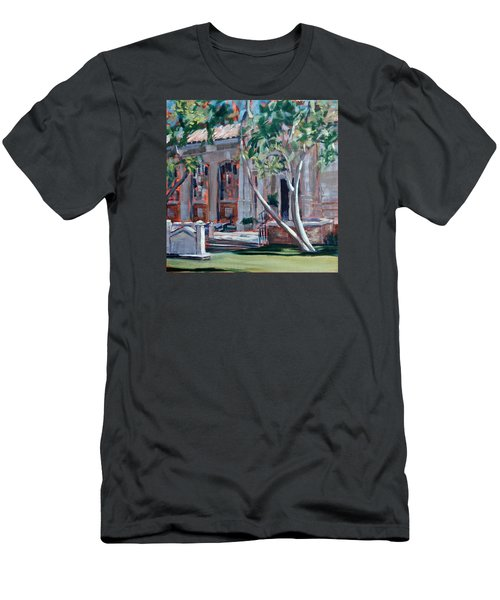 South Pasadena Library Men's T-Shirt (Athletic Fit)