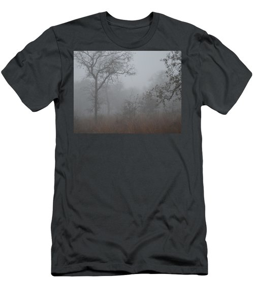 South Texas Fog I Men's T-Shirt (Athletic Fit)