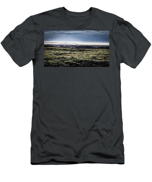 South West Iceland Men's T-Shirt (Athletic Fit)