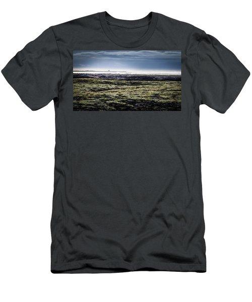 South West Iceland Men's T-Shirt (Athletic Fit)