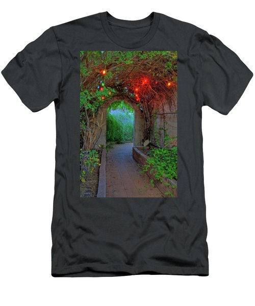 Southeast Arizona Garden Men's T-Shirt (Athletic Fit)