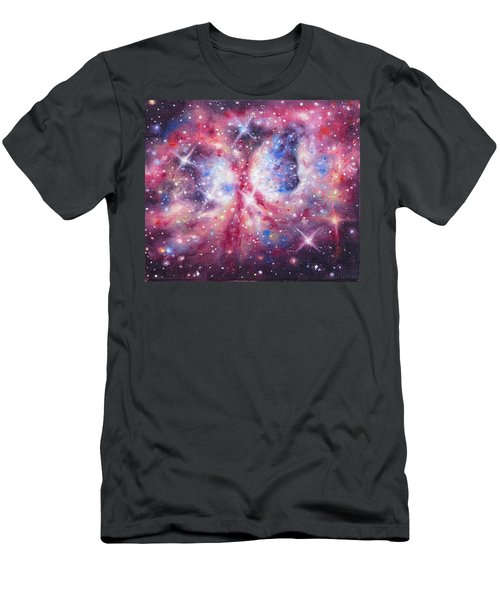 Space 2 Men's T-Shirt (Athletic Fit)