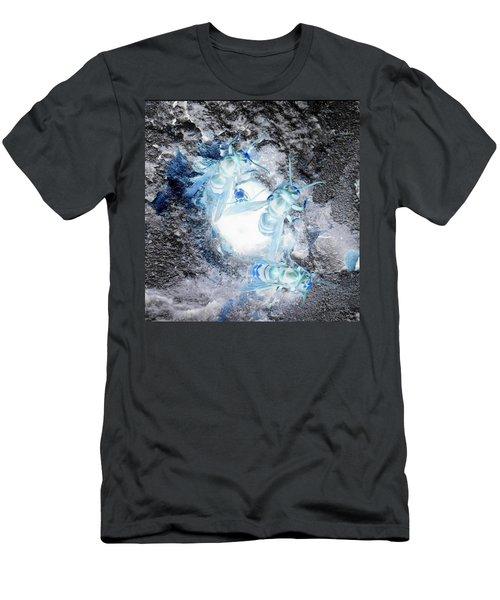 Spacious Hornets Men's T-Shirt (Athletic Fit)