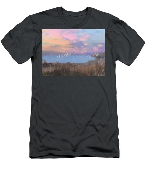 Spanish Banks, Vers. 2 Men's T-Shirt (Athletic Fit)