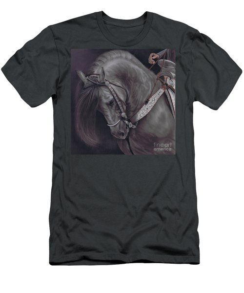 Spanish Horse Men's T-Shirt (Athletic Fit)