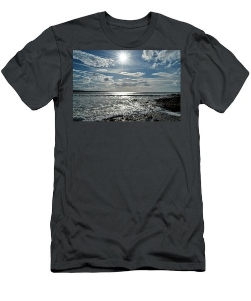 Spanish Point  Men's T-Shirt (Athletic Fit)
