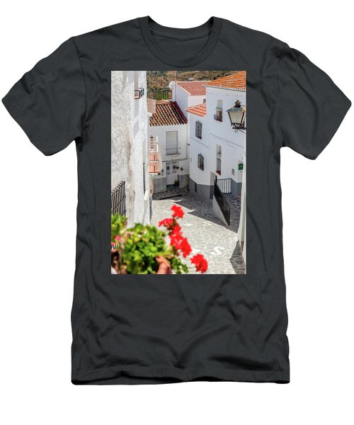 Spanish Street 3 Men's T-Shirt (Athletic Fit)