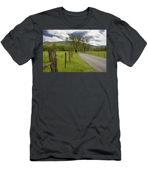 Sparks Lane In Cade Cove Men's T-Shirt (Athletic Fit)
