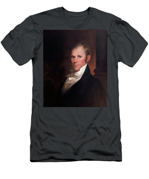 Speakers Of The United States House Of Representatives, Henry Clay, Kentucky  Men's T-Shirt (Athletic Fit)