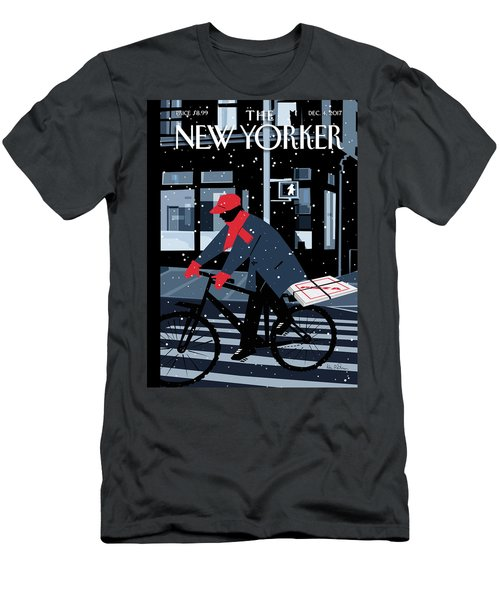 Special Delivery Men's T-Shirt (Athletic Fit)