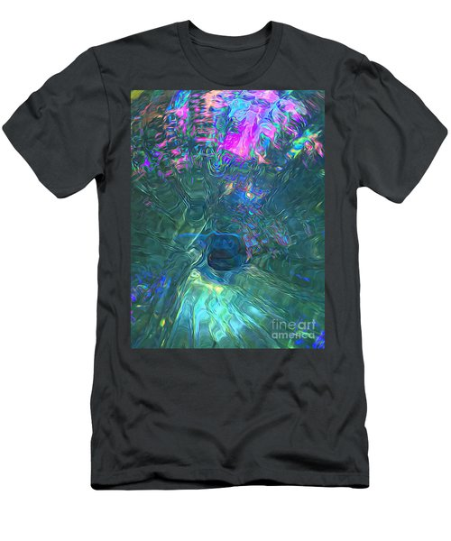 Spectral Sphere Men's T-Shirt (Athletic Fit)