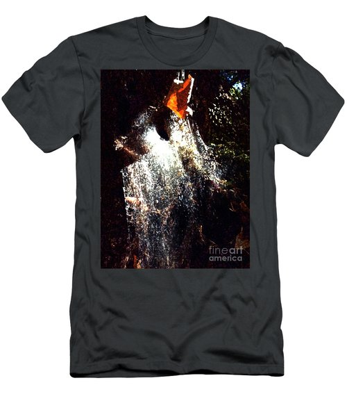 Spiderweb Men's T-Shirt (Athletic Fit)